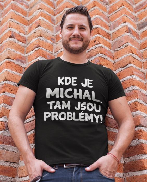 Vtipné tričko problémy!