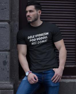 Vtipné tričko nevydržím doma!
